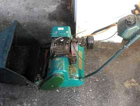 Freecycle Petrol Mower