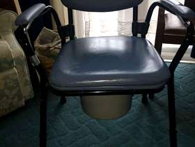 Freecycle Commode