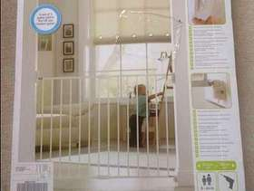 Freecycle Child Safety Gate for Stairs/Other Use
