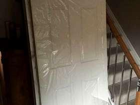 Freecycle Three premdoor 6 panel internal doors still wrapped