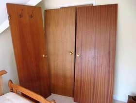 Freecycle Sapele veneed internal doors x 3