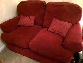 Freecycle Marks and Spencer 2 two seater sofas
