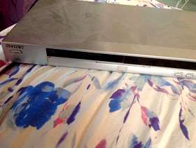 Freecycle Sony dvd player