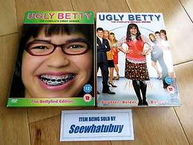 Freecycle Ugly Betty - Complete Season / Series 1-2 - (DVD ...