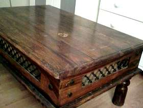 Freecycle Large coffee table