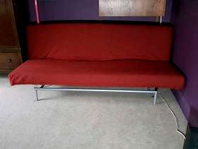 Freecycle Ikea sofa bed