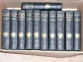 Freecycle 11 Vintage Books, Daily Express Publications 1933