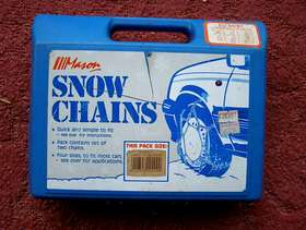 Freecycle Snow chains