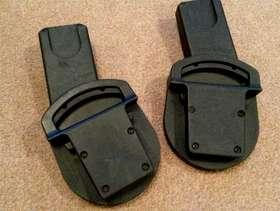 Freecycle Car Seat Adaptors (Urbo/Sola/Zoom)- Maxi-Cosi Pebble, CabrioFix / BeSafe. Cybex ...
