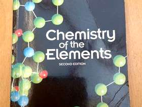 Freecycle Chemistry of the Elements (Paperback), Greenwood and Earnshaw - Second ...