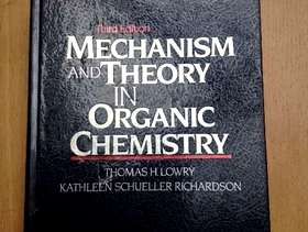 Freecycle Mechanism and Theory in Organic Chemistry - 3rd Edition - ...