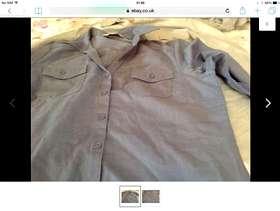 Freecycle 2 x shirts size 10