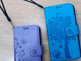 Freecycle Leather cases for Samsung Galaxy