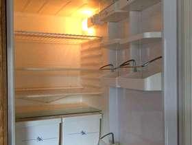 Freecycle Integrated fridge