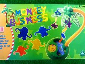 Freecycle Brand New Monkey Business Game