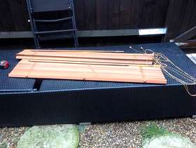 Freecycle 2 x blinds