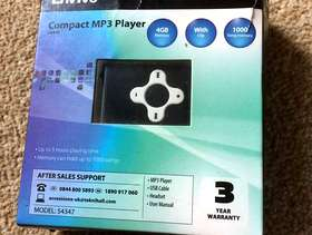 Freecycle MP3 player