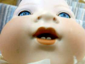 Freecycle Armand Marseille Dream Baby Doll Open Mouth,Closing Eyes (German) (AM351)1920s