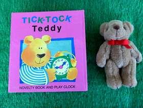 Freecycle Tick Tock Teddy