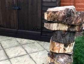 Freecycle Logs £15