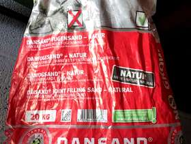 Freecycle Bag of Dansand No-gro sand