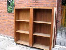 Freecycle Free storage unit for garage/shed