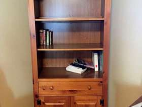 Freecycle Bookshelves