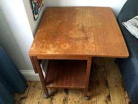 Freecycle Hostess trolley