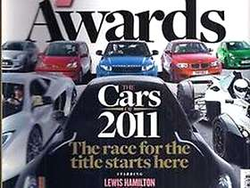 Freecycle TOP GEAR Awards Cars of 2011 Magazine