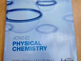 Freecycle Atkins' Physical Chemistry - Atkins and De Paula - 8th ...