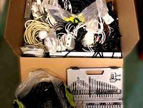 Freecycle Electrical Stuff