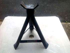 Freecycle MELCO Heavy Duty Axle Stand - 1,000Kg - Blue - ...