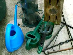 Freecycle Garden Bits & Bobs