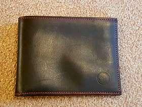 Freecycle Dark Brown Men's Wallet, Brand New & Unused - £5