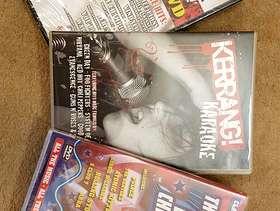 Freecycle Karaoke DVDs