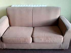 Freecycle Double sofa bed