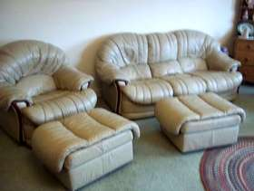 Freecycle 5 piece suite
