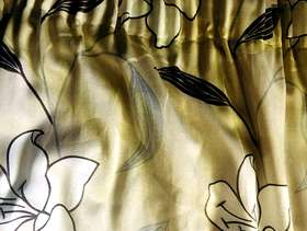 Freecycle Two matching sets of long Curtains