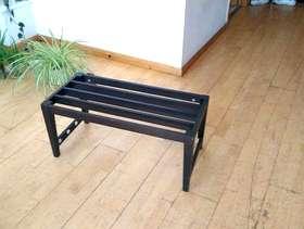 Freecycle Bench/shoe rack
