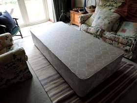 Freecycle Single Divan Beds
