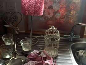 Freecycle Shabby chic/vintage style items