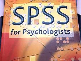 Freecycle SPSS for Psychologists stats book