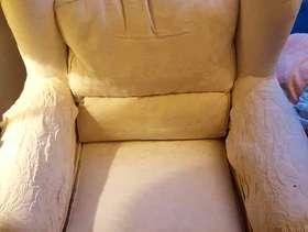 Freecycle 2 x Armchairs