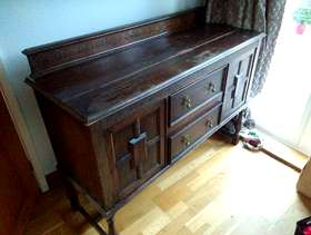 Freecycle Sideboard