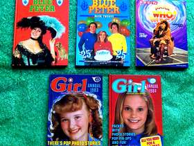 Freecycle Selection of Vintage Annuals