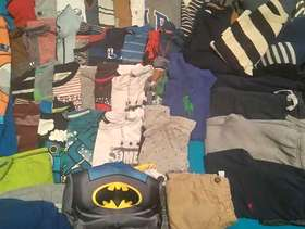 Freecycle Used but in good condition boys 3-4 4-5 clothing