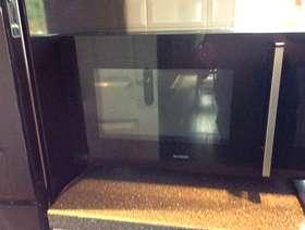 Freecycle Microwave
