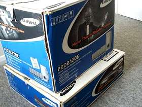 Freecycle Samsung HT-DB120 Home Cinema System