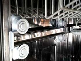 Freecycle Dishwasher Guide Runners (for top plate rack) - Hoover, model ...