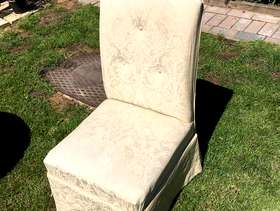 Freecycle Small bedroom chair